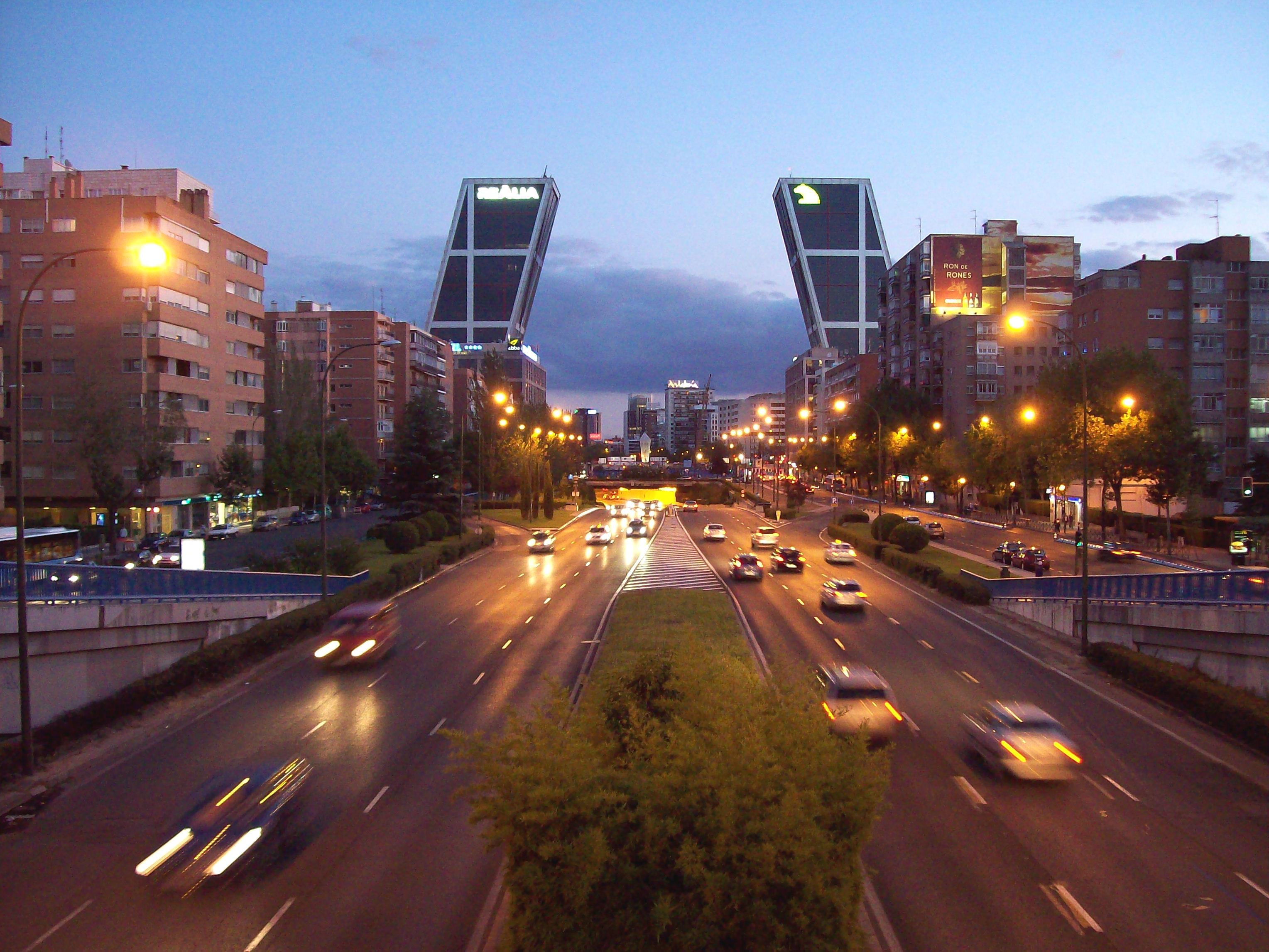 Cerrajero Urgente en Castellana Madrid
